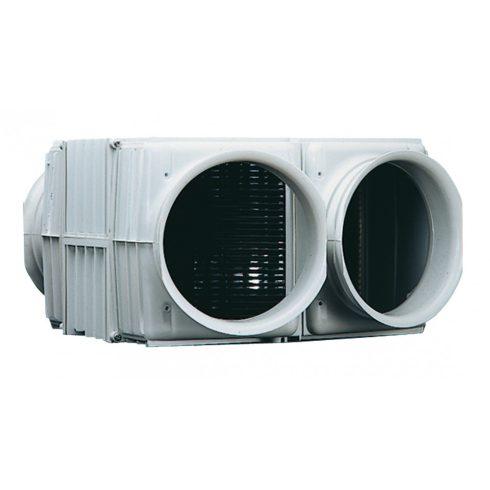 HR500DP passzív hővisszanyerő, motor nélkül