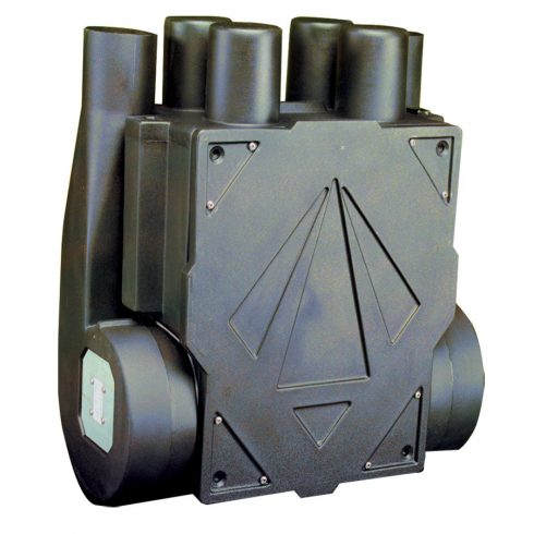 HR250 - központi hővisszanyerős szellőzőberendezés