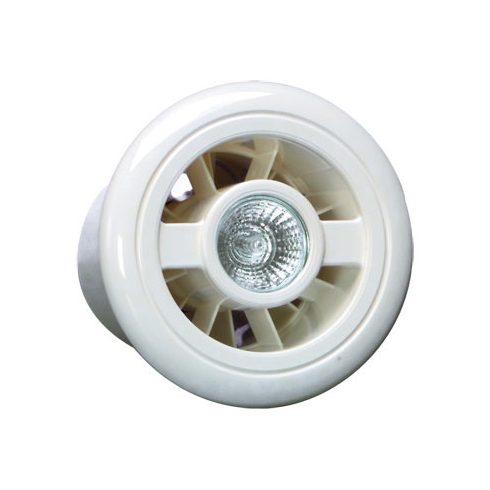 LUMINAIR H axiális ventilátor, világítással
