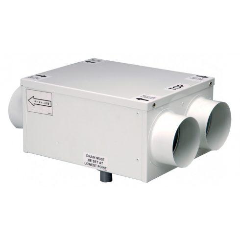 HR100RS központi hővisszanyerős szellőző