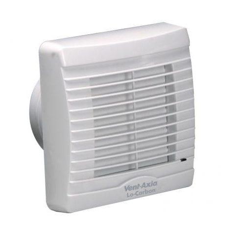 LC VA100 SELV LP - DC motoros axiális ventilátor, 12V