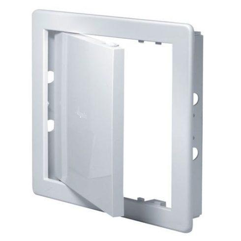 Szervízajtó PVC [200x250] - fehér
