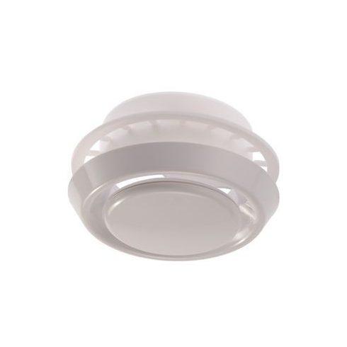 Légszelep ellenkerettel PVC - NA150