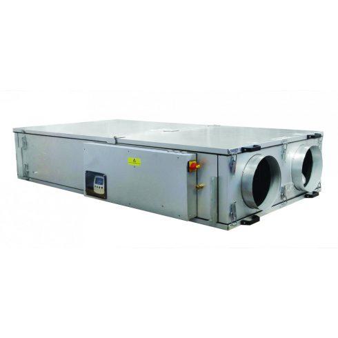ERV1500S központi hővisszanyerő (vízszintes) - 55%