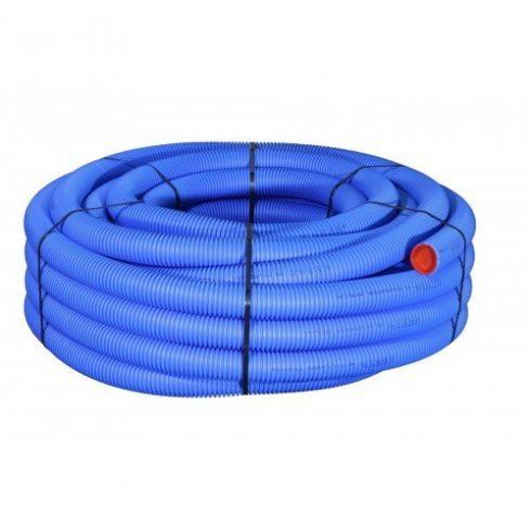 MAT - KLIMAFLEX SB 125 - kék/fehér cső (antibakteriális, gombaellenes) 50m
