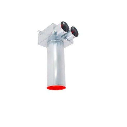 MAT - KLO-2x75/125-OC - mennyezeti/fali átvezető doboz