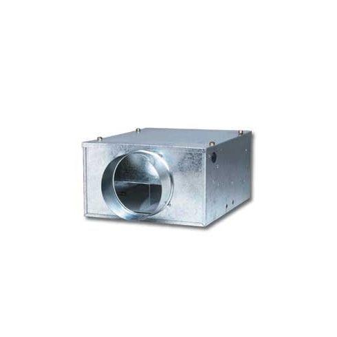 SLP250 - dobozos csőventilátor, ULTRA VÉKONY