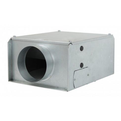 SLP400EC -  EC motoros dobozos csőventilátor