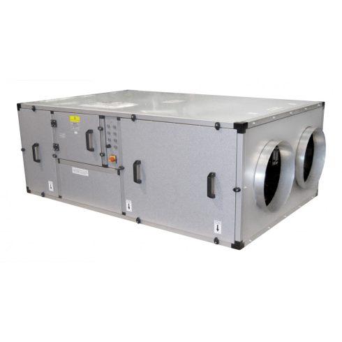 TOTUS MAXI CP központi hővisszanyerős szellőzőberendezés, félipari, NYOMÁSTARTÓ