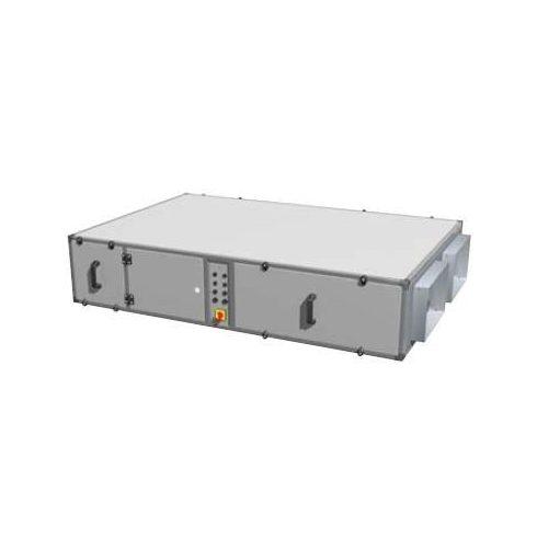 TOTUS MIDI CP központi hővisszanyerős szellőzőberendezés, félipari, NYOMÁSTARTÓ