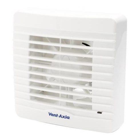 VA100XHP axiális ventilátor, zsalus