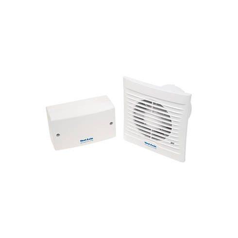 SILHOUETTE 100SVH axiális ventilátor, 12V