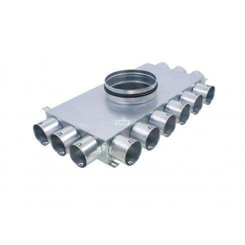 MAT - KL-12x75/160-OC - lapos elosztódoboz