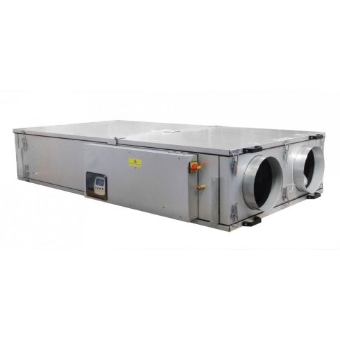 TOTUS MINI CP központi hővisszanyerős szellőzőberendezés, félipari, NYOMÁSTARTÓ